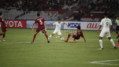 Indosport - Qatar U-19 vs Indonesia U-19
