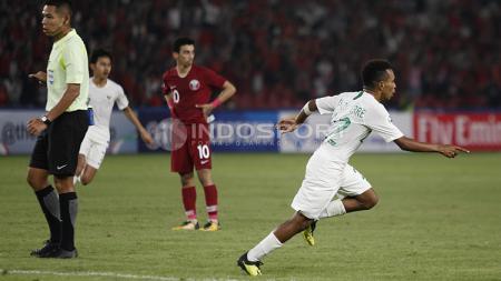 Konfederasi sepak bola Asia (AFC) baru saja memilih pemain muda Indonesia, Todd Rivaldo Ferre sebagai bintang untuk segmen pertandingan favorit. - INDOSPORT