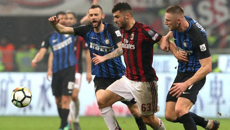 Jadwal Coppa Italia Hari Ini: Duel Seru Derby della Madonnina