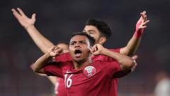 Indosport - Pemain Timnas Qatar U-19, Hashim Ali A Ali.