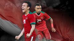 Indosport - Egy Maulana dan Todd Rivaldo Ferre