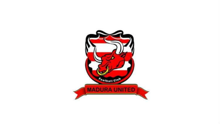 Logo Madura United. Copyright: merahputih.com