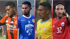 Indosport - 4 pemain ganas di liga 1
