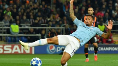 Gabriel Jesus, striker Man City. - INDOSPORT