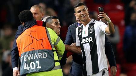 Emre Can selaku mantan rekan di Juventus bonkar kejelekan Cristiano Ronaldo. - INDOSPORT