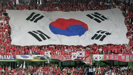 Korea Selatan, salah satu negara unggulan di Piala Asia 2019. - INDOSPORT