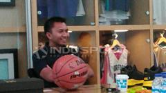 Indosport - Direktur PT DBL Indonesia, Azrul Ananda.