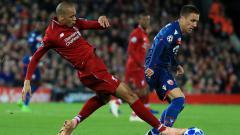 Indosport - Fabinho disebut sebagai pemain dengan kemampuan spesial oleh mantan gelandang Liverpool dan timnas Spanyol, Xabi Alonso.
