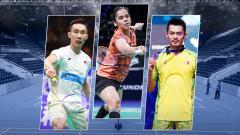 Indosport - 5 pemain bulutangkis terkaya.
