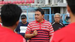 Indosport - Presiden Madura United Achsanul Qosasi