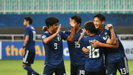 Timnas Jepang U-19 - INDOSPORT