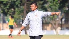Indosport - Indra Sjafri, pelatih Timnas Indonesia U-22.