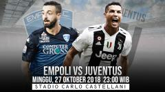 Indosport - Prediksi Pertandingan Empoli vs Juventus