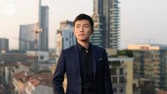 Indosport - Presiden baru Inter Milan, Steven Zhang.