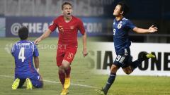 Indosport - Gagal Jebol Gawang Timnas Indonesia, Pemain Ini Bawa Jepang Menang di Laga Perdana Olimpiade Tokyo.
