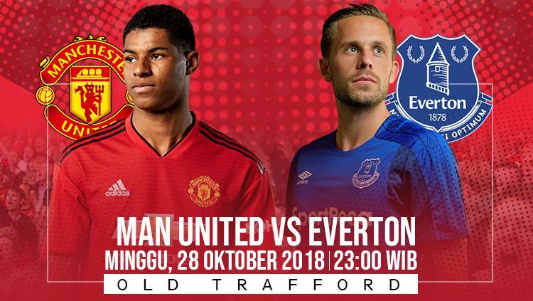 Link Live Streaming Manchester United Vs Everton Indosport