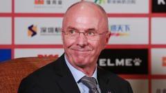 Indosport - Sven-Goran Eriksson, pelatih Timnas Filipina.