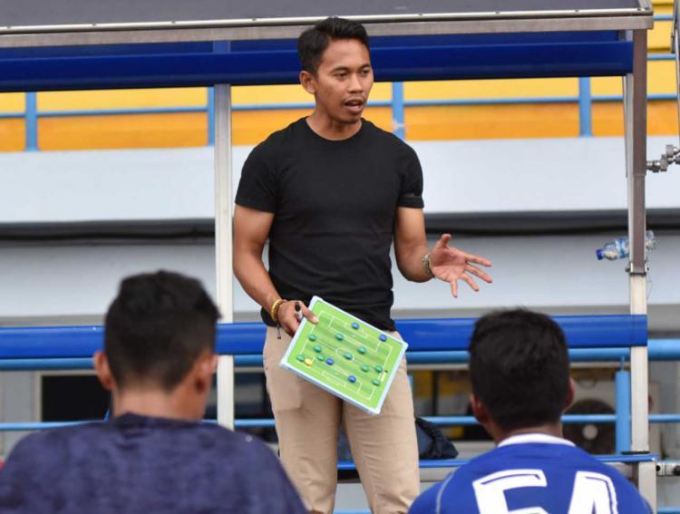 Kartono Pramdhan, Direktur Teknik Akademi Persib Copyright: Persib.co.id