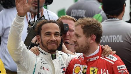 Negara Meksiko dipastikan akan tetap menjadi tuan rumah balapan F1 hingga tahun 2022 mendatang. - INDOSPORT