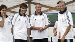 Indosport - Bukan Massimiliano Allegri, bukti ini kian pasti buat Raul jadi pengganti Zinedine Zidane di raksasa LaLiga Spanyol, Real Madrid?