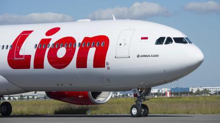 Pesawat Lion Air - INDOSPORT