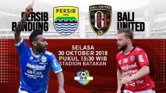 Indosport - Prediksi Persib Bandung vs Bali United.