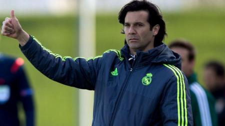 Santiago Solari, pelatih anyar Real Madrid. - INDOSPORT