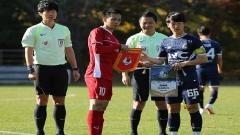 Indosport - Timnas Vietnam vs Seoul E Land.