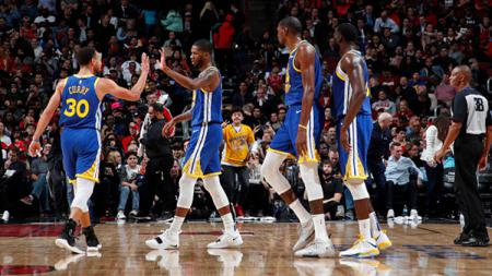 Golden State Warriors, gagal menjadi juara NBA 2019 - INDOSPORT