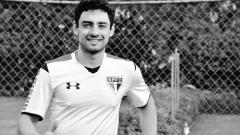 Indosport - Daniel Correa Freitas, pemain Sao Paulo.