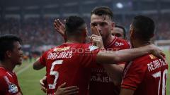 Indosport - Menerka Calon Juara Liga 1 di 3 Laga Sisa: Persija Jakarta Lebih Diunggulkan!