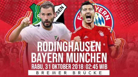 Prediksi Rodinghausen vs Bayern Munchen - INDOSPORT