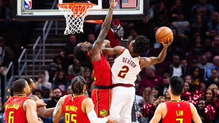 Pertandingan NBA 2019-2020 anjutan antara Portland Trail Blazers lawan Atalanta Hawks telah berakhir hai ini. Nyaris terjadi baku hantam di laga itu. - INDOSPORT