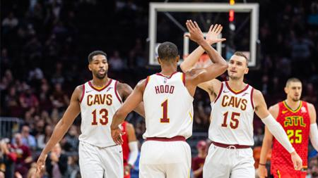 Cleveland Cavaliers vs Atlanta Hawks - INDOSPORT