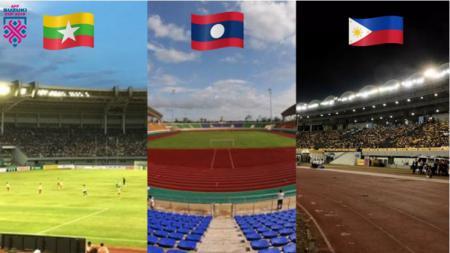 Tiga stadion baru di turnamen Piala AFF 2018. - INDOSPORT