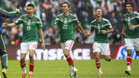 Presiden Liga Sepak Bola Mexico Positif Terkena Virus Corona - INDOSPORT