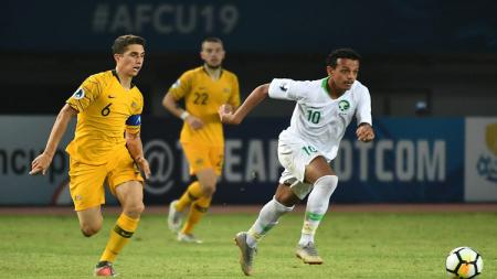 Bintang Timnas Arab Saudi U-19, Turki Al Ammar - INDOSPORT