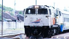 Indosport - Kereta api Indonesia.