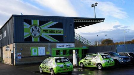 Forest Green Rovers, klub Go Green pertama di dunia - INDOSPORT