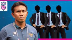Indosport - Selain Bima Sakti, 3 Pelatih Ini 'Masih Asing' dengan Piala AFF 2018