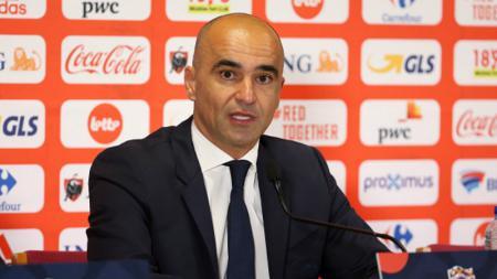 Roberto Martinez, pelatih Timnas Belgia incaran Barcelona - INDOSPORT