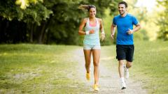 Indosport - Ilustrasi olahraga joging.