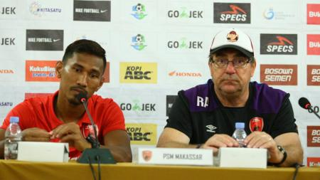 PSM Makassar dalam jumpa pers - INDOSPORT