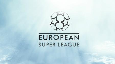 Logo Europa Super League. - INDOSPORT