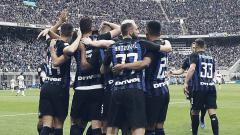 Indosport - Atalanta vs Inter Milan pada Minggu (02/08/20) dini hari, laga yang menjadi perebutan tahta runner up serta pertaruhan julukan Nerazzurri.