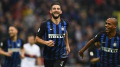 Indosport - Pemain Inter Milan Roberto Gagliardini kabarnya akan ditukar untuk mendatangkan