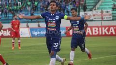 Indosport - Penyerang PSIS Semarang, Hari Nur Yulianto.