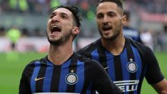 Indosport - Setelah Alexis Sanchez, Inter Milan harus kembali direpotkan dengan daftar pemain cedera. Getty Images/Emilio Andreoli.