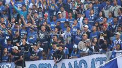 Indosport - Suporter PSIS Semarang, Panser Biru.