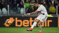 Indosport - Cristiano Ronaldo.